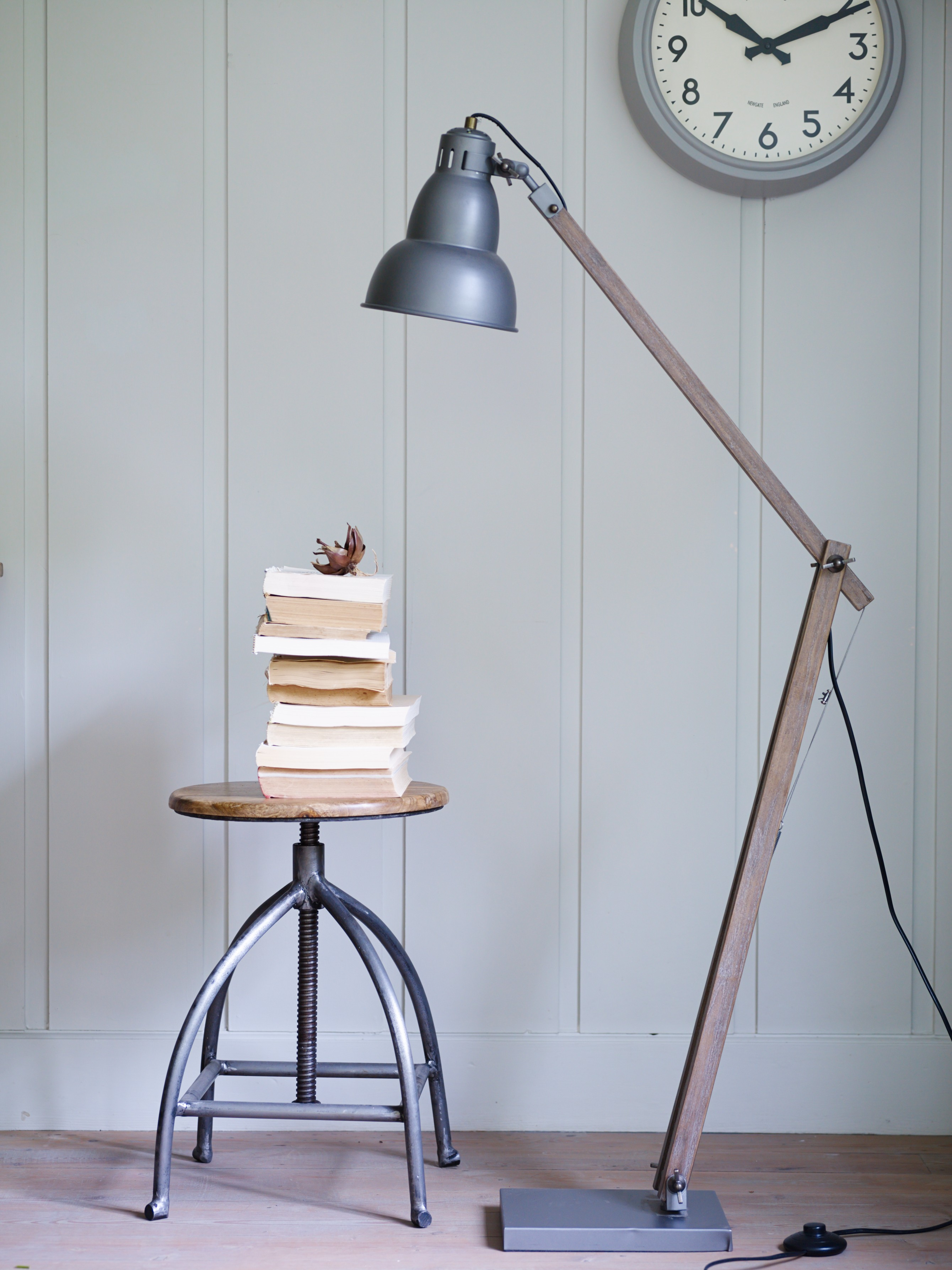 and their vintage style floor lamp 175 is also the bees knees. Black Bedroom Furniture Sets. Home Design Ideas